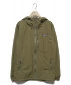 Patagonia(パタゴニア)の古着「Tezzeron Jacket」 オリーブ
