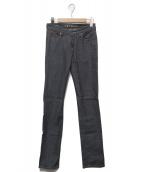 Denham(デンハム)の古着「BLADE STRAIGHT FIT デニムパンツ」 インディゴ