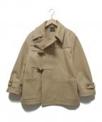 GLAD HAND(グラッドハンド)の古着「Royal Gladden Coat」 キャメル