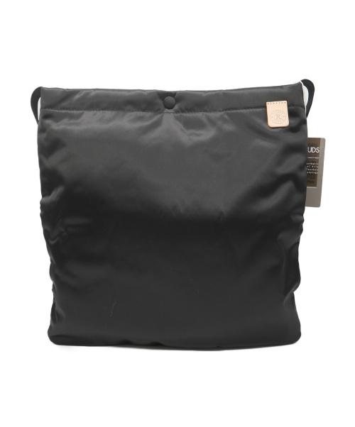 russet(ラシット)russet (ラシット) ジョイントバッグ ブラック 未使用品 THE CLOUDS NYLONの古着・服飾アイテム