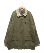 NAUTICA(ノーティカ)の古着「ハンティングジャケット」|オリーブ