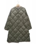 RockyMountainFeatherBed(ロッキーマウンテンフェザーベッド)の古着「WS SIX MONTH DOWN COAT」|カーキ