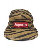 SUPREME(シュプリーム)の古着「Wool Camp Cap」|ブラウン×ブラック