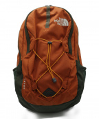 THE NORTH FACE()の古着「JESTER BACKPACK」|ブラウン×グリーン