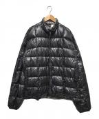mont-bell(モンベル)の古着「ダウンジャケット」|ブラック