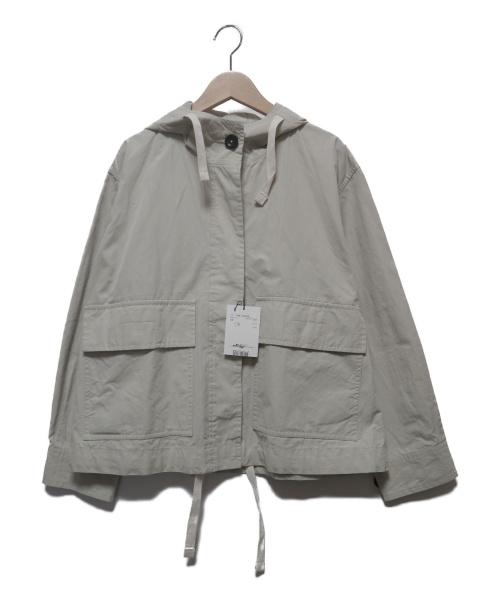 MHL(エムエイチエル)MHL (エムエイチエル) PROOFED COTTON POPLIN ベージュ サイズ:1(下記参照) 未使用品の古着・服飾アイテム