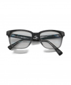 DITA(ディータ)の古着「Verveバイカラー眼鏡フレーム」|ブラック×グレー