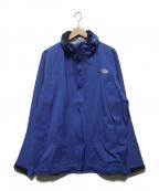 POLEWARDS(ポールワーズ)の古着「マウンテンパーカー」|ブルー