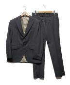 azabu tailor(アザブテーラー)の古着「セットアップスーツ」 グレー