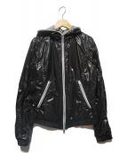 ()の古着「Acantoフーデッドジャケット」|ブラック