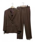 SOVEREIGN(ソブリン)の古着「セットアップスーツ」|ブラウン