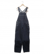 LEVIS RED(リーバイスレッド)の古着「LR OVERALL TILL I GET MY WAY」 インディゴ