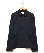 Denham()の古着「ワークジャケット」 ネイビー