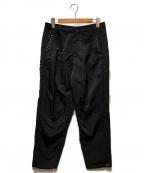 Denham()の古着「BALLOON PANTS」 ブラック