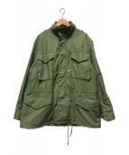 ALPHA INDUSTRIES(アルファインダストリーズ)の古着「M65ジャケット」 カーキ