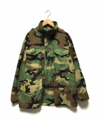 US ARMY(ユーエスアーミー)の古着「Cold Weather Field Jacket」 カーキ