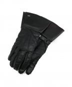 Buco(ブコ)の古着「ガントレットグローブ」|ブラック