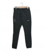 F.C.R.B.(エフシーアールビー)の古着「スウェットトレーニングパンツ」 ブラック