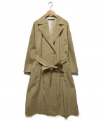 martinique(マルティニーク)の古着「スプリングコート」 ベージュ