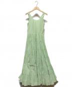 MARIHA(マリハ)の古着「草原の虹のドレス」|スプリングミント