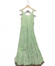 MARIHA (マリハ) 草原の虹のドレス スプリングミント サイズ:36(下記参照) 未使用品