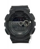 ()の古着「クオーツ腕時計」 ブラック