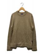 ()の古着「リサイクルウールセーター」|ベージュ