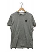 ()の古着「コットンクルーネックTシャツ」|グレー
