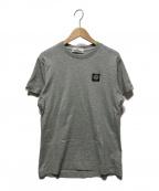 STONE ISLAND(|ストーンアイランド)の古着「コットンクルーネックTシャツ」|グレー
