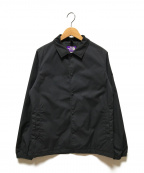 THE NORTHFACE PURPLELABEL()の古着「65/35クロスプリマロフトコーチジャケット」|ブラック
