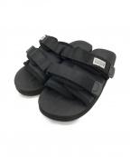 suicoke(スイコック)の古着「サンダル」|ブラック