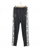 JORDAN(ジョーダン)の古着「サイドライントラックパンツ」|ブラック