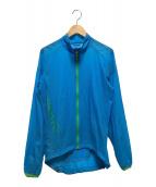 ()の古着「ウィンドウシェルジャケット」|ブルー