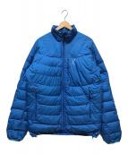 ()の古着「ダウンジャケット」|ブルー