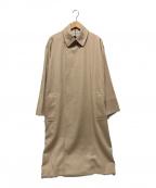 ATON(エイトン)の古着「ローデンコート」|ベージュ