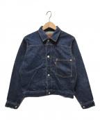 LEVI'S(リーバイス)の古着「1stデニムジャケット」|インディゴ