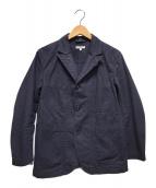()の古着「ベッドフォードジャケット」 ネイビー