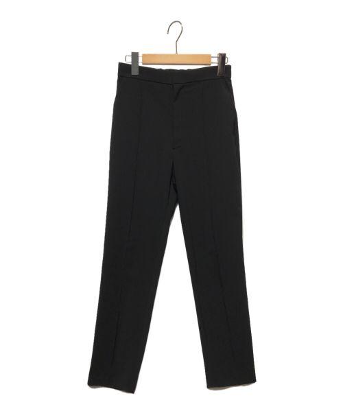 JUSGLITTY(ジャスグリッティー)JUSGLITTY (ジャスグリッティー) スリムパンツ ブラック サイズ:0(下記参照)の古着・服飾アイテム