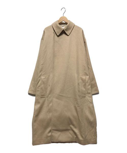 ATON(エイトン)ATON (エイトン) ローデンコート ベージュ サイズ:02(下記参照)の古着・服飾アイテム