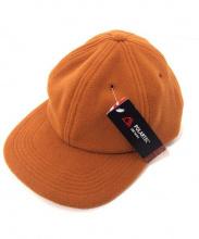 SUPREME(シュプリーム)の古着「Polartec Fleece 6-Panel Cap」|キャメル