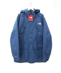 THE NORTH FACE(ザノースフェイス)の古着「Sherman Insulated Jacket」|サックスブルーワックス