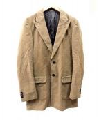 junhashimoto(ジュンハシモト)の古着「チェスターコート」|ブラウン