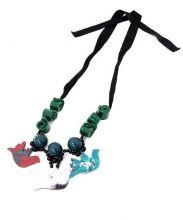 MARNI(マルニ)の古着「ネックレス」|グリーン