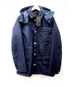 NIGEL CABOURN(ナイジェルケーボン)の古着「K100 M Ruck JKT」|ネイビー
