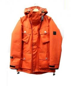 NIGEL CABOURN(ナイジェルケーボン)の古着「K100 Down Parka」|オレンジ