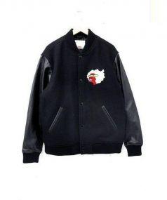 SUPREME(シュプリーム)の古着「Gonz Ramm Varsity Jacket」|ブラック