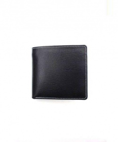 Whitehouse Cox(ホワイトハウスコックス)の古着「COIN WALLET / BRIDLE」 ネイビー