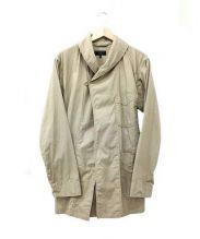Engineered Garments×FREAKS STORE(エンジニアードガーメンツ×フリークスストア)の古着「別注 SHORT ROBE」|ベージュ