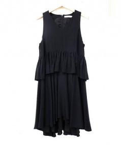 MARIHA(マリハ)の古着「鳥の夢ドレス」 ブラック