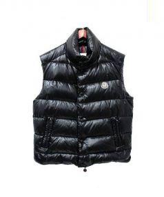 MONCLER(モンクレール)の古着「TIB GILET」 ブラック